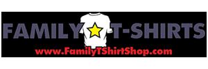 Family T-Shirt Shop Logo 300